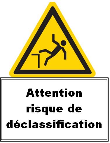 Danger classif
